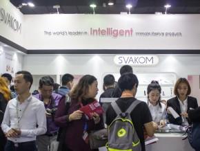 SVAKOM(司沃康)携新品参加第13届上海国际展