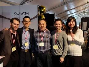 2015年1月12日-13日SVAKOM参加美国ANME 专业情趣用品展会