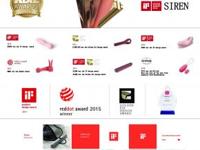 司沃康SVAKOM获得年度优秀合作伙伴奖和最受用户喜爱的女用玩具品牌荣誉
